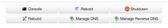 Manage DNS in yourserver.se