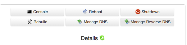 Reverse DNS on yourserver.se